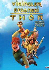 Vikingler Efsanesi Thor (VCD)