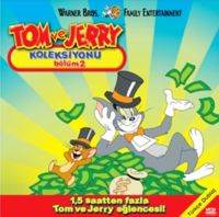 Tom And Jerry Bölüm 2 (DVD)