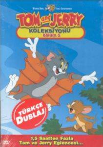 Tom And Jerry Bölüm 5 (DVD)