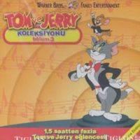 Tom And Jerry Bölüm 3 (DVD)