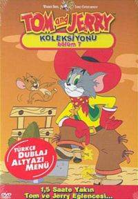 Tom And Jerry Bölüm 7 (DVD)