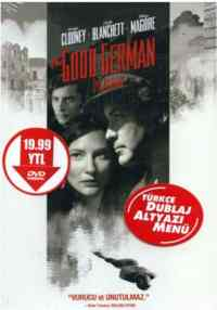 İyi Alman (The Good German) Dvd