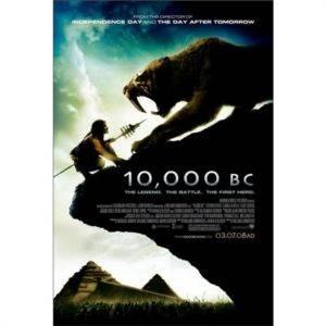 M.Ö 10,000 Bc Blu-ray