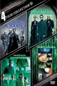 Matrix Unreal Box Set (DVD)