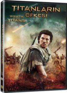 Titanların Öfkesi (DVD)