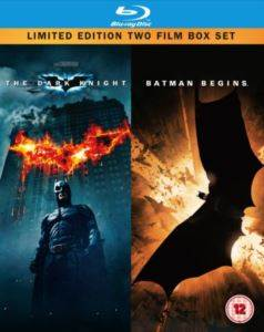The Dark Knight Batman Begins (Blu-Ray)