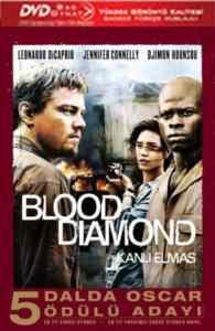 Kanlı Elmas (Bas Oynat DVD)