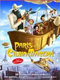 Paris'te Çılgın Macera (DVD)