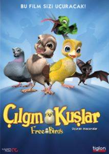Çılgın Kuşlar (DVD)