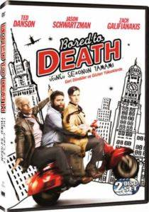 Bored To Death Sezon 3 (DVD)