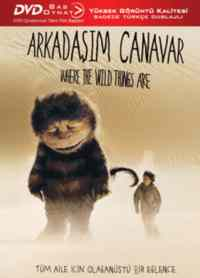Arkadaşım Canavar -  Where The Wild Things Are(BOD)