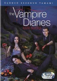 Vampir Günlükleri 3. Sezon (DVD)