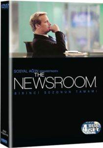 Newsroom Sezon 1 (DVD)