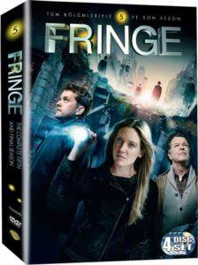 Fringe Sezon 5 (DVD)
