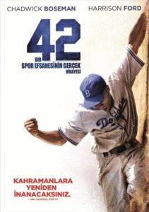 42-Bir Spor Efsanesinin Hikayesi DVD