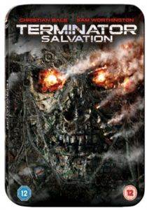 Terminatör Salvation Metal Kutu - DVD