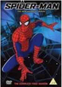 Örümcek Adam Animasyon Serisi Tüm Bölümler (Dvd)