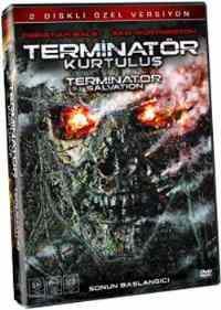 Terminator Salvation 2 Disc Special Edition - Terminatör Kurtuluş 2 Diskli Özel Versiyon