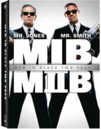 Men In Black Two Pack