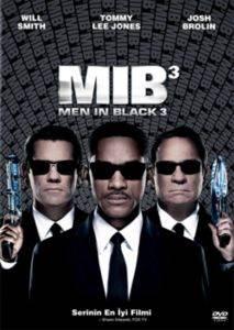 Siyah Giyen Adamlar 3 (DVD)
