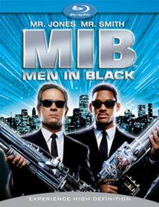Men İn Black 3 (Blu Ray Disk)