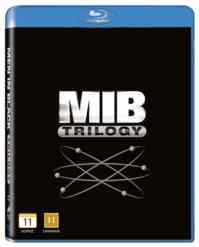 Men In Black Trilogy (Blu Ray Disk-Set)