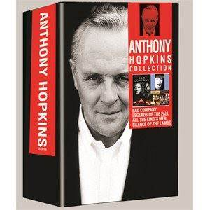 Anthony Hopkins Collection (DVD)