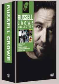 Russell Crowe Collection (DVD)