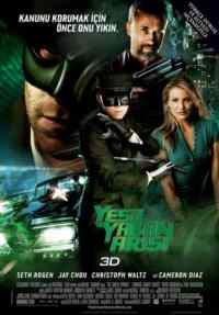 Yeşil Yaban Arısı (Bas Oynat DVD)