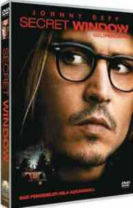 Gizli Pencere (Bas Oynat DVD)