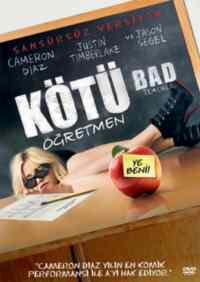 Kötü Öğretmen (Bas Oynat DVD)