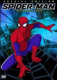 Örümcek Adam Animasyon Serisi -1 (BOD)