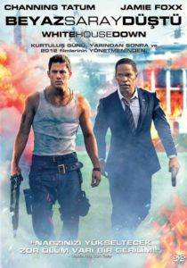 Beyaz Saray Düştü - White House Down (Blu-ray)