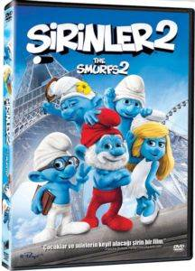 Şirinler 2 - The Smurfs 2  3D (Blu-ray)