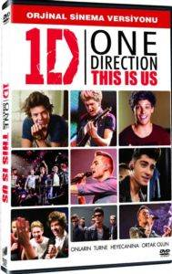 One Direction:This Is Us (blu-ray)