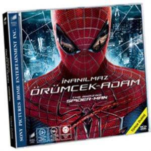 İnanılmaz Örümcek Adam (VCD)
