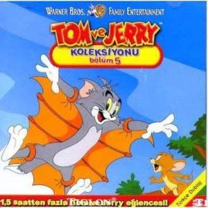 Tom ve Jerry Koloksiyon 5