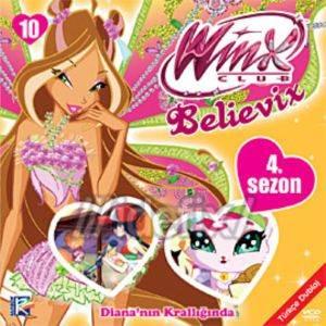 Winx Club Sezon:4 vcd:10