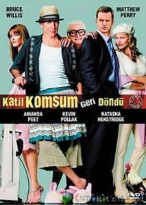 Katil Komşum Geri Döndü (DVD)