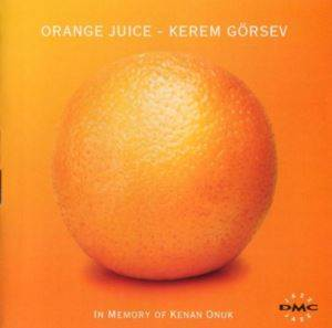 Orange Juice (CD)