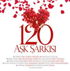 120 Aşk Şarkısı (10 CD)