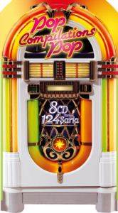 Pop Compilations 8'li CD