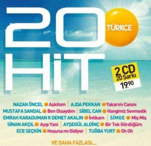 Türkçe 20 Hit (2 CD)