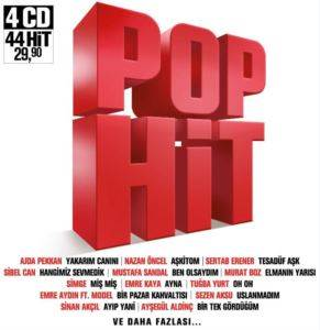 Pop Hit (4 CD 44 H ...