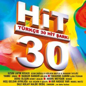Türkçe 30 Hit (2 C ...