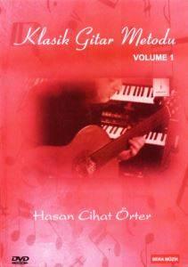 Klasik Gitar Metodu (DVD)