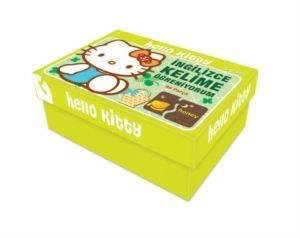 Hello Kitty-40645 İngilizce Kelime Öğreniyorum Puzzle 96 Parça