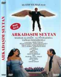 Arkadaşım Şeytan (DVD)