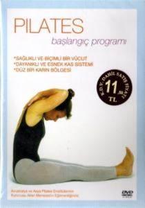 Pilates Başlangıç Programı DVD