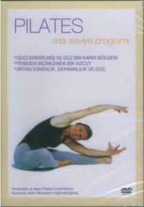 Pilates Orta Seviye Programı DVD